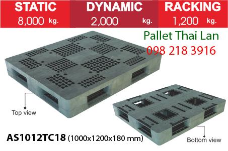 Pallet siêu chịu tải AS1012TC18