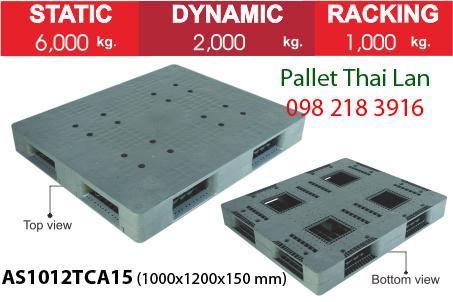 Pallet siêu chịu tải AS1012TCA15
