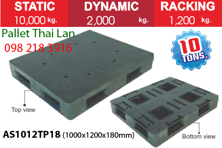 Pallet siêu chịu tải AS1012TP18
