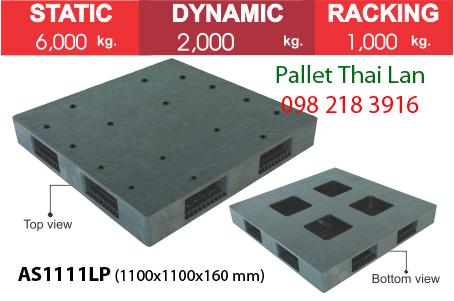 Pallet siêu chịu tải AS1111LP