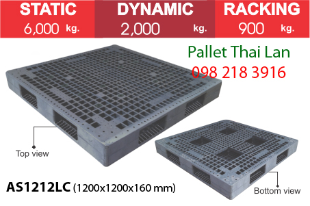 Pallet siêu chịu tải AS1212LC