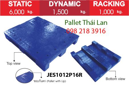 Pallet kháng khuẩn JES1012P16R