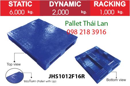 Pallet kháng khuẩn JHS1012F16R