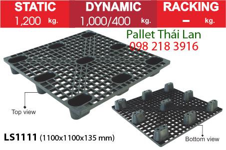 Pallet dùng trong xuất khẩu hàng LS1111