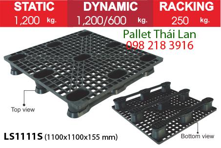 Pallet dùng trong xuất khẩu hàng LS1111S