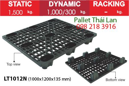Pallet dùng trong xuất khẩu hàng LT1012N