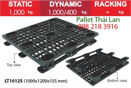 Pallet dùng trong xuất khẩu hàng LT1012S
