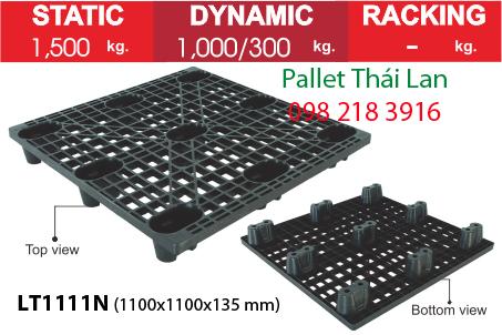 Pallet dùng trong xuất khẩu hàng LT1111N