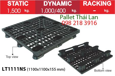 Pallet dùng trong xuất khẩu hàng LT1111NS