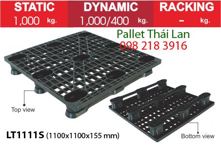 Pallet dùng trong xuất khẩu hàng LT1111S