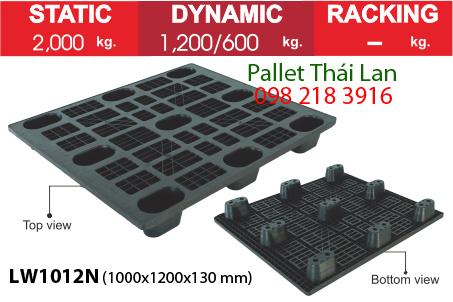 Pallet dùng trong xuất khẩu hàng LW1012N