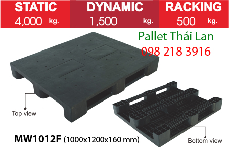 Pallet chịu tải MW1012F