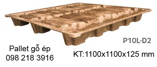 P10L - D2; Kt: 1100x1100x125 mm