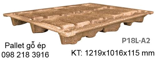 P18L - A2; Kt: 1219x1016x115 mm