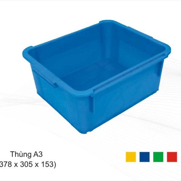 Khay nhựa A3
