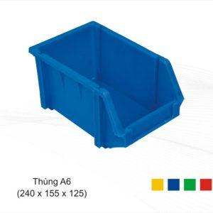 Khay Nhựa A6
