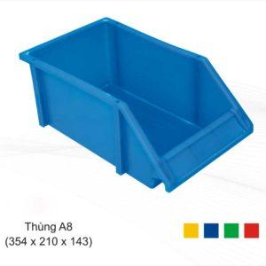 Khay Nhựa A8