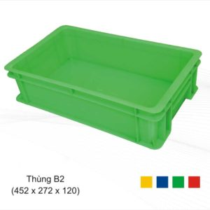 Khay Nhựa B2